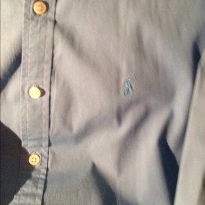 Blue Ralph Lauren Sport Shirt